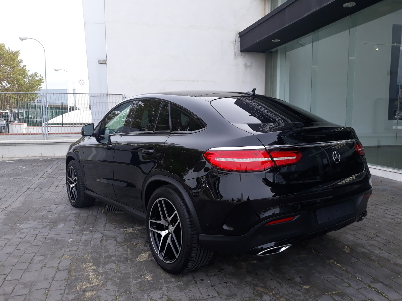 MERCEDES GLE 350 D COUPE AMG