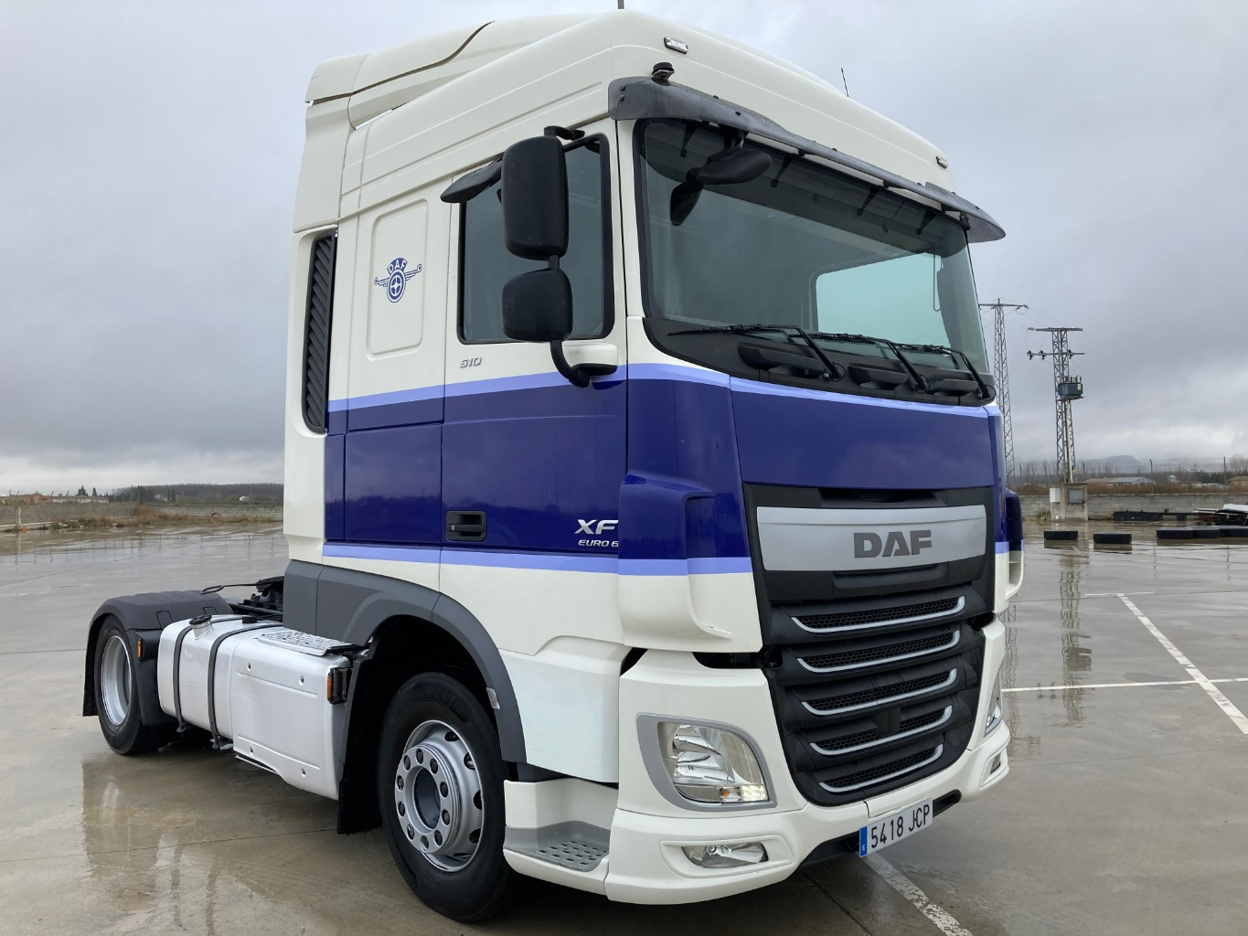 DAF FT XF 510
