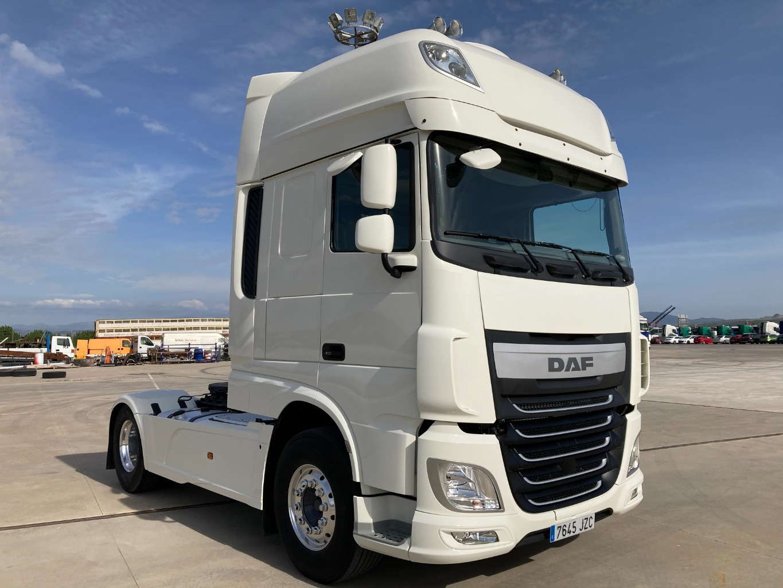 DAF FT XF 510