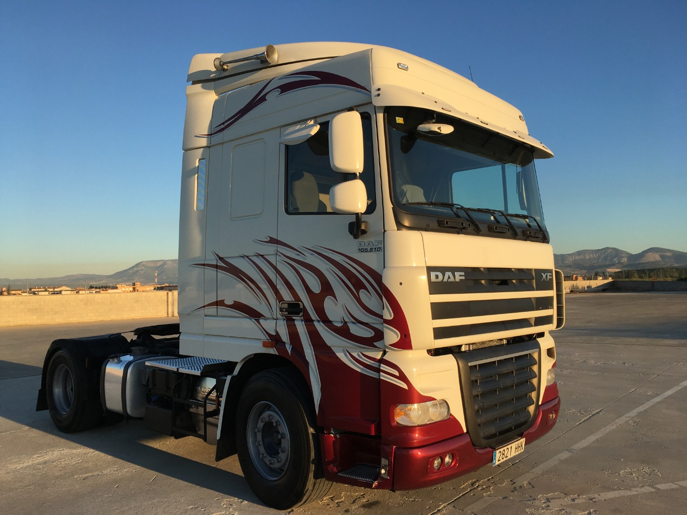 DAF FT XF105 510