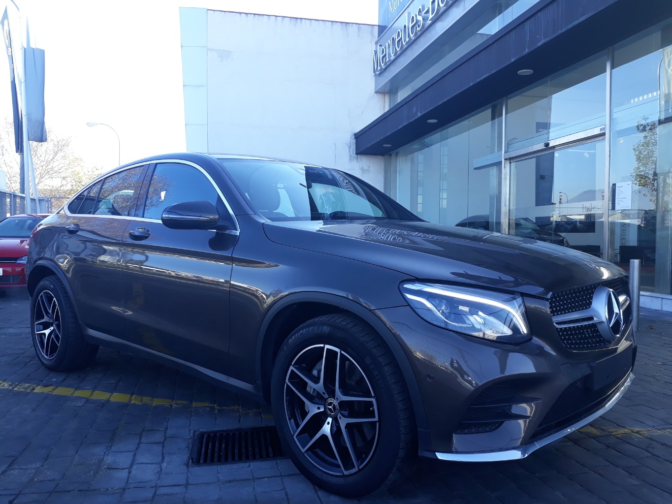 MERCEDES GLC 250 4 MATIC COUPE