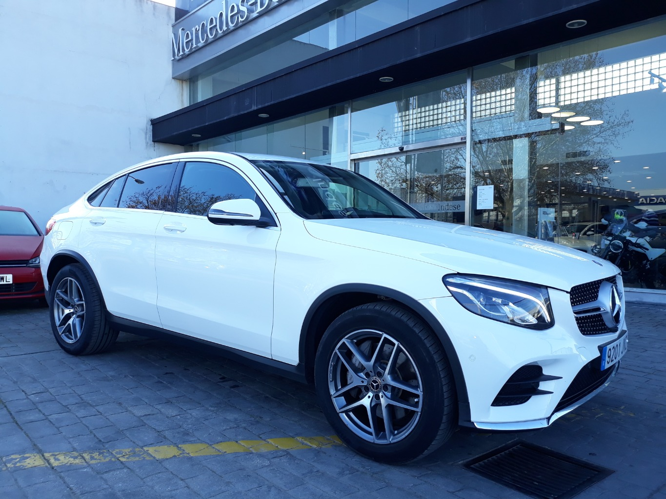 MERCEDES GLC 220 D 4M COUPE