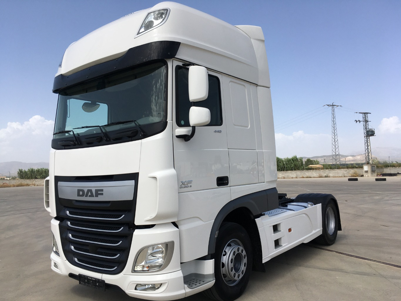 DAF FT XF 440 SSC