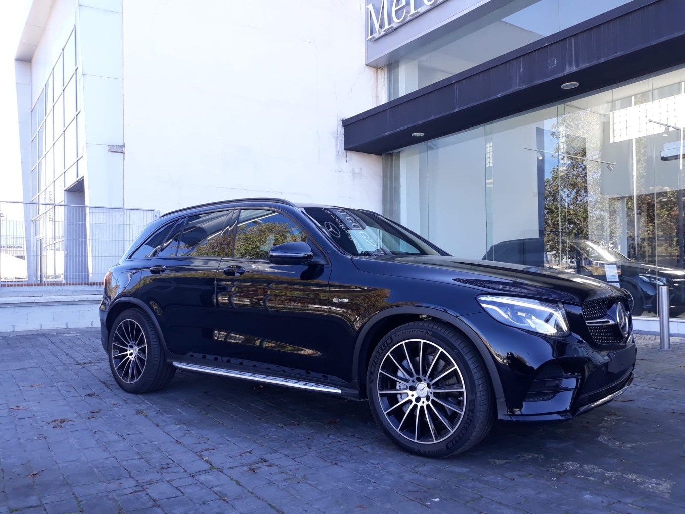 MERCEDES GLC 43 AMG 4 MATIC