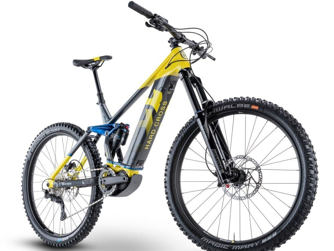 HUSQVARNA HARD CROSS HC6