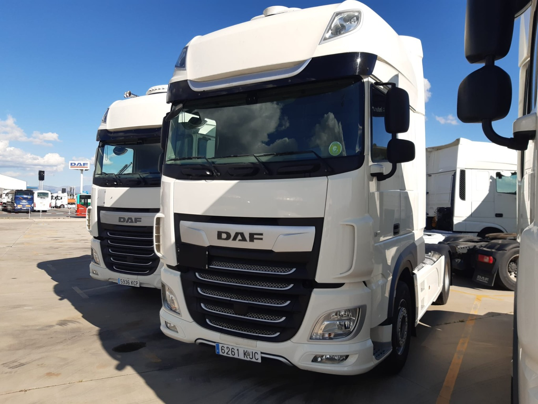 DAF FT XF 480